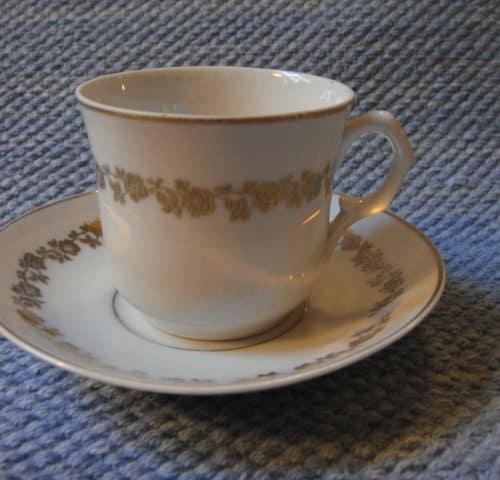 AAA-leimainen kahvikuppi