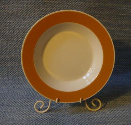 Aprikoosi/Kehäkukka lautanen