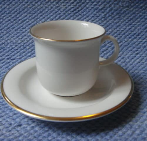 Arctica Gold kahvikuppi