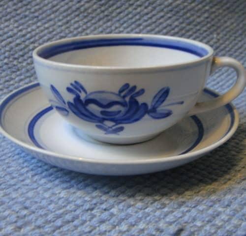 Blue Rose teekuppi