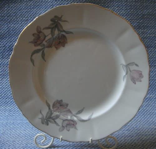 DK-mallin lautanen