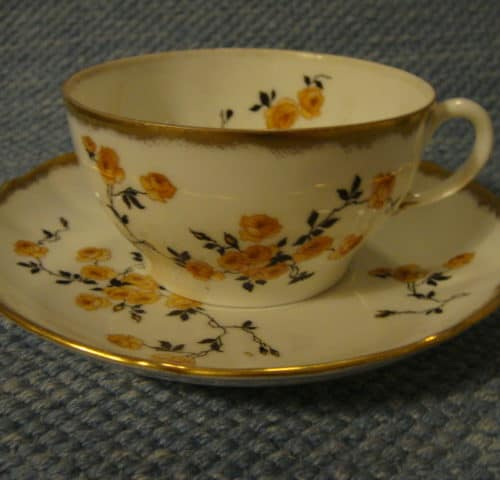 DK-mallin teekuppi