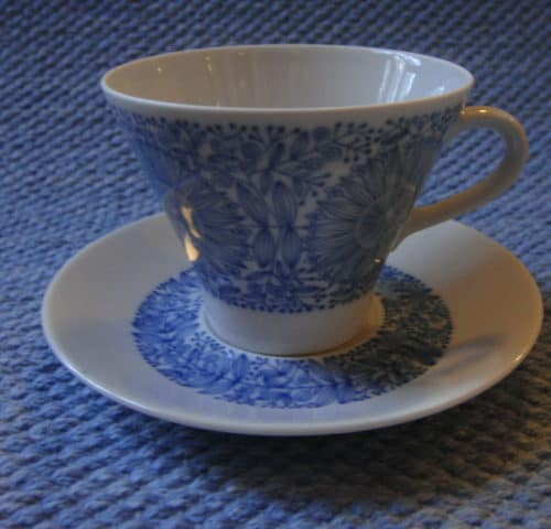 Filigran kahvikuppi