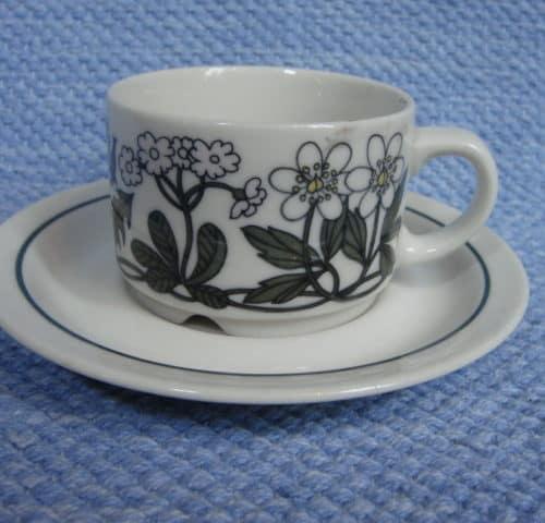 Flora kahvikuppi