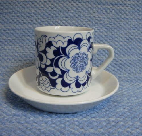 Gardenia kahvikuppi