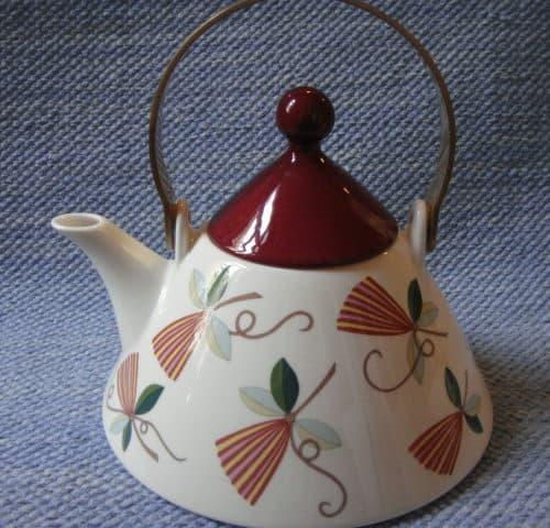 Harlekin Carneval teekannu
