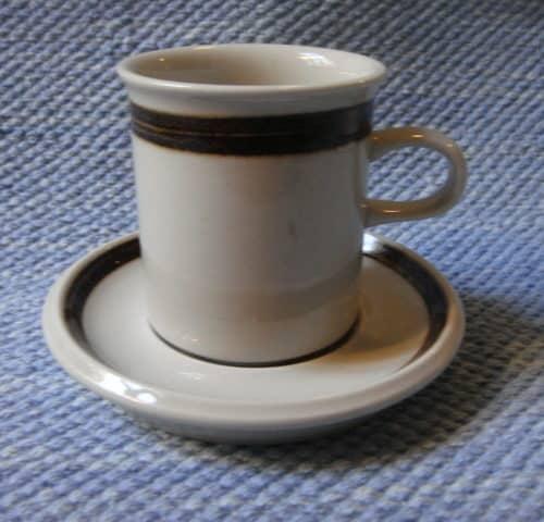 Hyrrä kahvikuppi