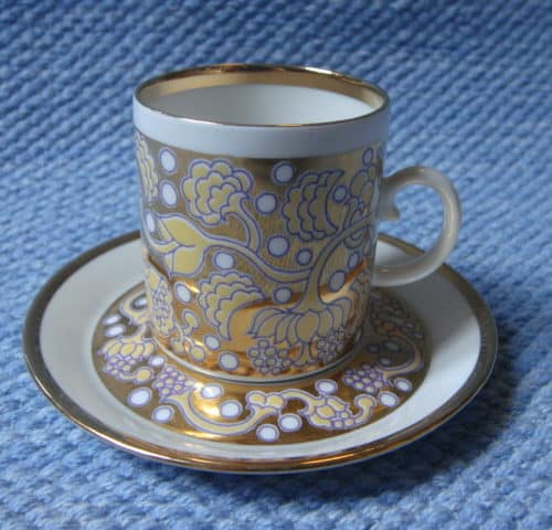 Iiris kahvi/mokkakuppi