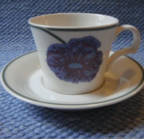Illusia kahvikuppi + teekuppi