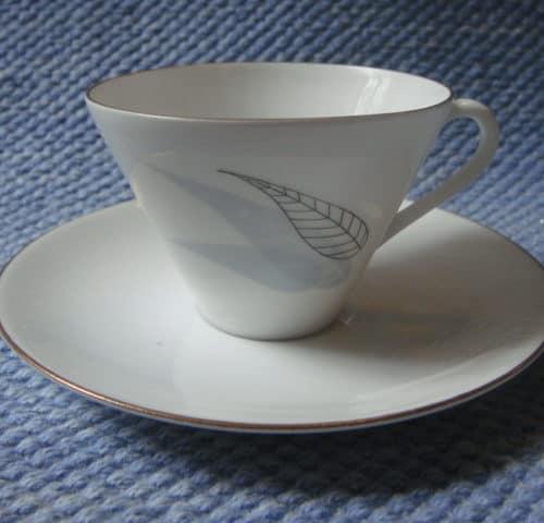 Iris kahvikuppi
