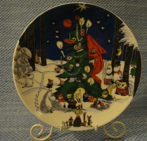 Joululautanen (iso)