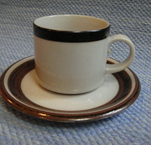 Karelia kahvi-ja teekupit
