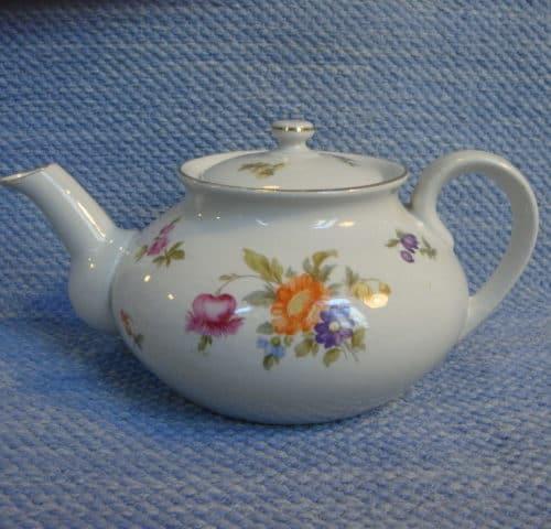 Kesäkukka teekannu