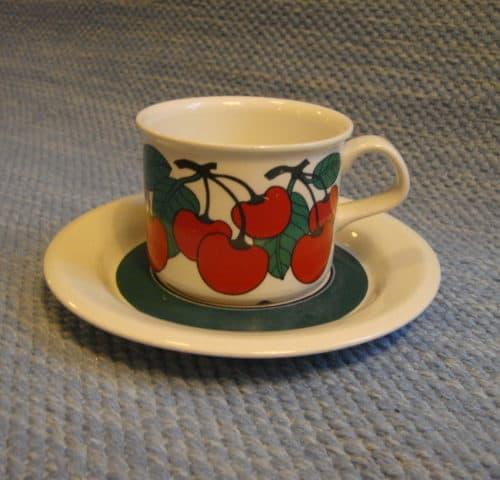 OB-mallin kahvikuppi