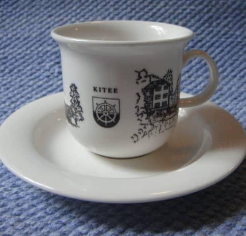 Kitee kahvikuppi