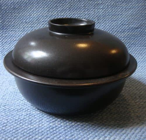Kokki/Liekki pata/kannellinen kulho