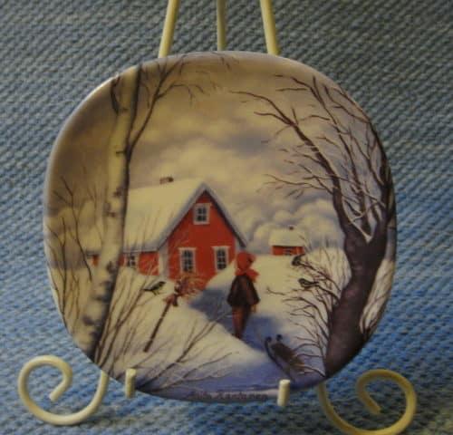 Kotiseudun talvi