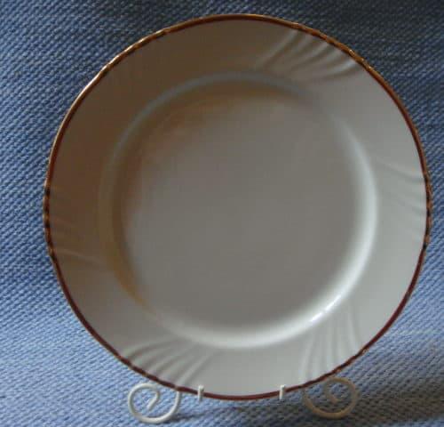Kultakoriste lautanen