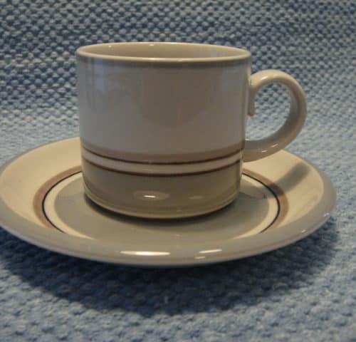Kuru kahvikuppi