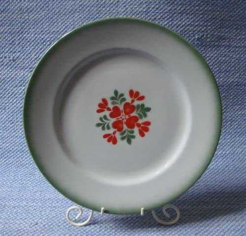 Lautanen 40-luvulta