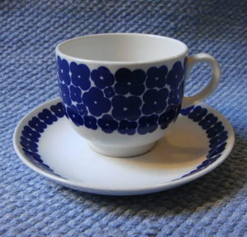 Leinikki kahvikuppi