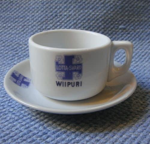 Taika kahvikuppi