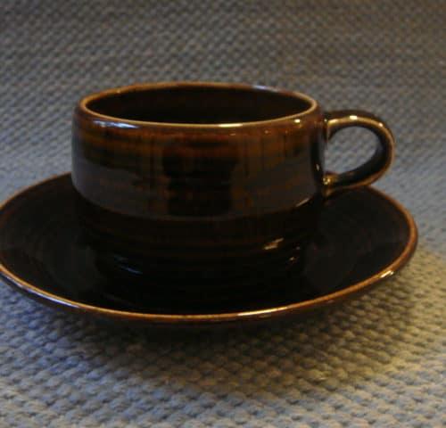 Mahonki tee/kahvikuppi