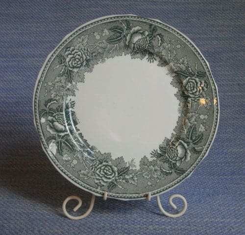 Maisema lautanen