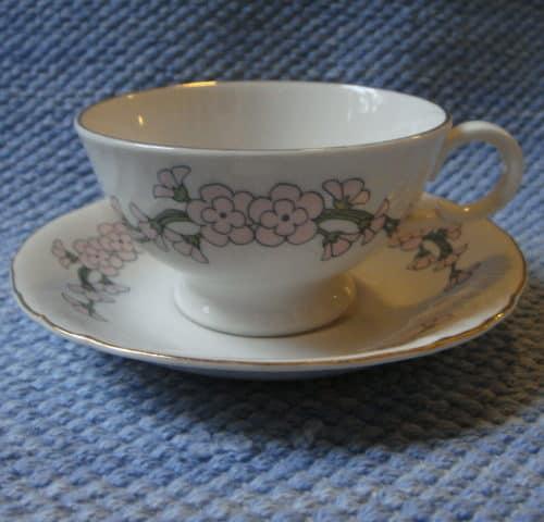 Morsian kahvikuppi