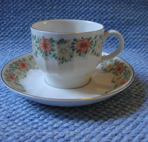 Muisto kahvikuppi