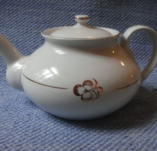 O-mallin teekannu