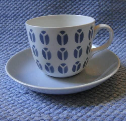 Papu kahvikuppi