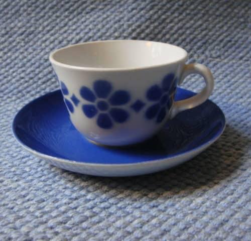 Pellava kahvikuppi