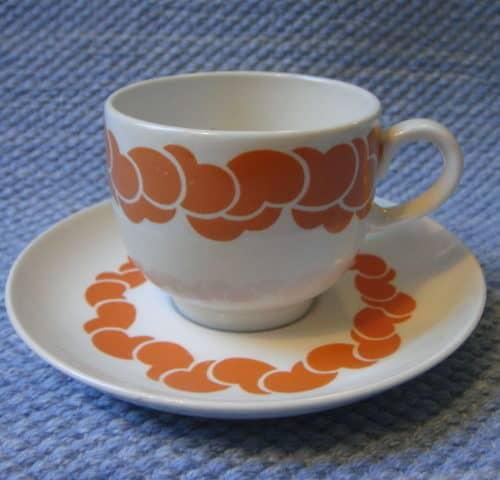 Pilvi kahvikuppi