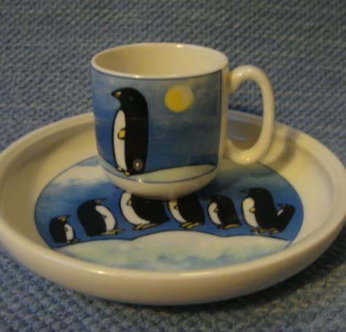 Pingviiniperhe