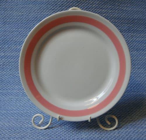 Punavalko lautanen