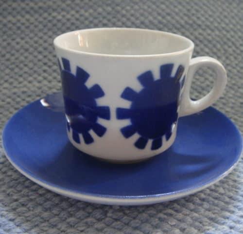 Ratas kahvikuppi