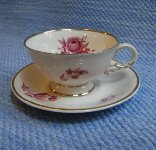 Regina kahvikuppi + teekuppi