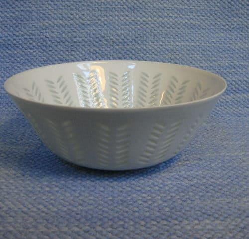 Riisiposliini kulho