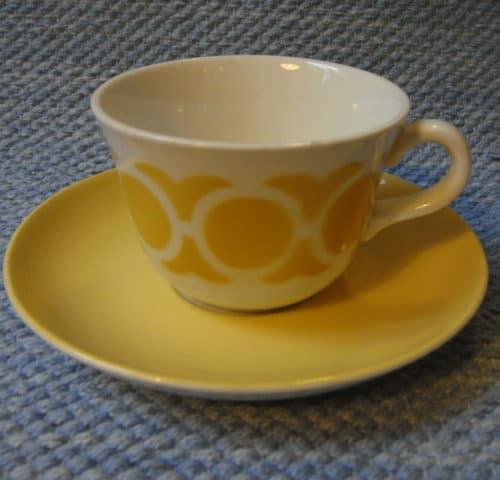 RL-mallin kahvikuppi