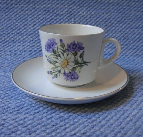 """Ruiskukka"" kahvikuppi"