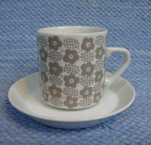 Rypäle kahvikuppi