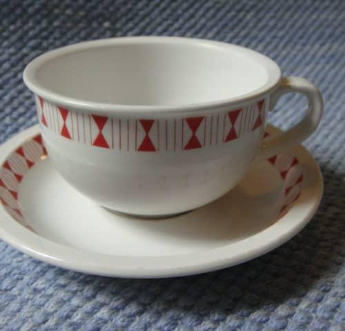Seita kahvikuppi