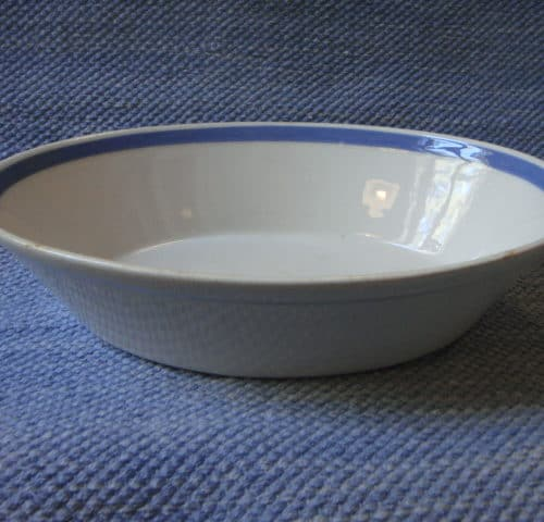 Sinivalko kulho