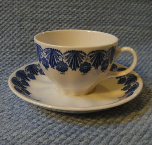 Sohvi kahvikuppi