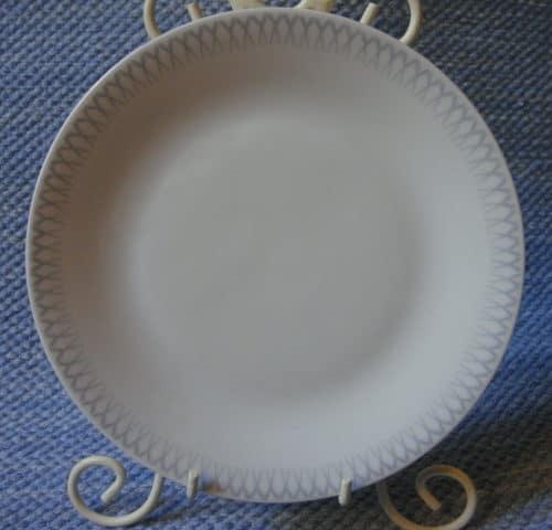 SS-mallin 17 cm lautanen