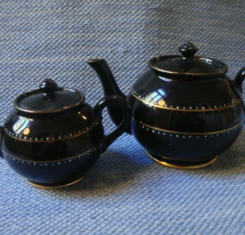 Tee- ja vesikannu