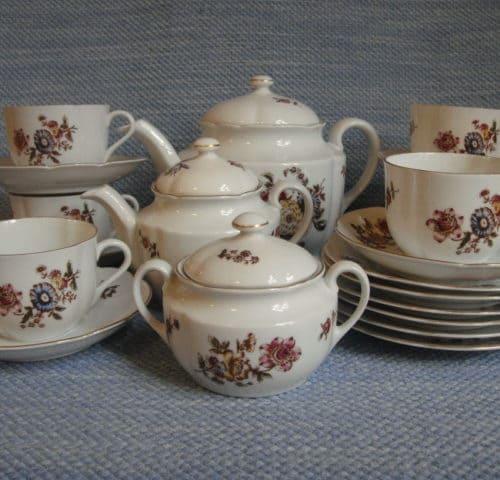 Teekalusto kuudelle Z-malli