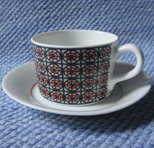 TM-mallin kahvikuppi