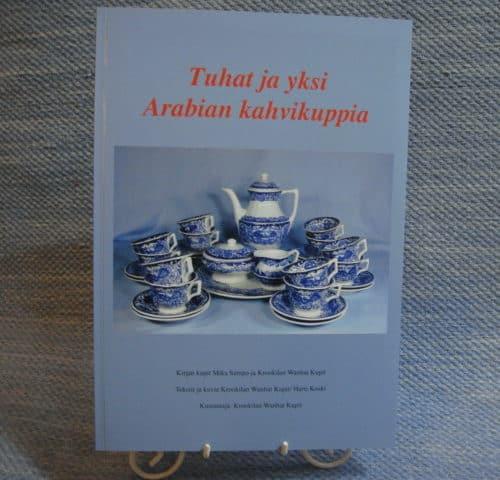 Tuhat ja yksi Arabian kahvikuppia kirja